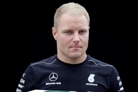 Bottas to stay with Mercedes for 2018