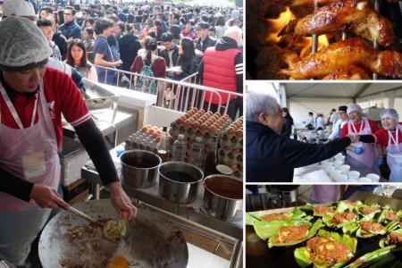 Makansutra: A taste of home in Melbourne at Singapore Day