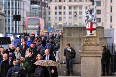 UK's unemployment rate hits 42-year low, wage growth remains below inflation