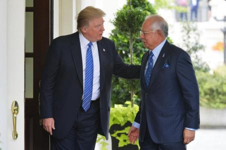 Malaysian PM: Opposition tried to oust govt with 1MDB