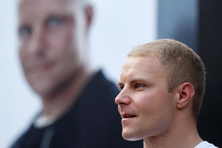 Bottas not giving up title fight