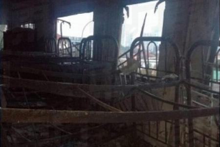 Unlicensed KL religious school fire kills 23 students, 2 teachers