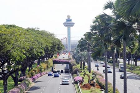 Cisco officer accidentally fires gun outside Changi Airport