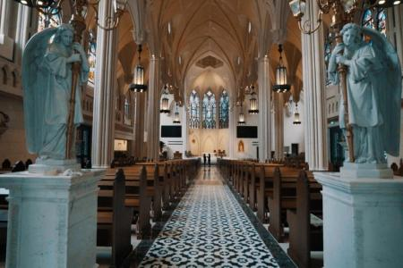 Novena Church will hold first mass on Sept 29, following upgrading