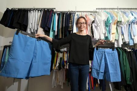 School uniforms getting bigger as obesity levels rise