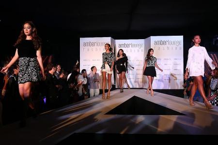 Walk, walk, fashion baby