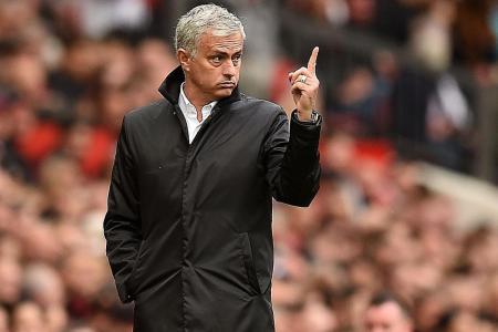 Mourinho praises 'phenomenal' Devils