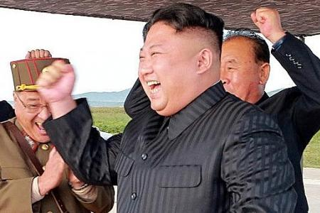 The key is to contain North Korea