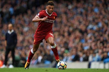 Oxlade-Chamberlain to get first Liverpool start against Leicester