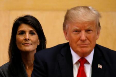 Trump hits out at UN 'mismanagement'