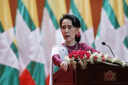 Suu Kyi: We'll act on human rights abuses