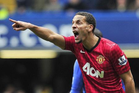 Ferdinand training to be pro boxer