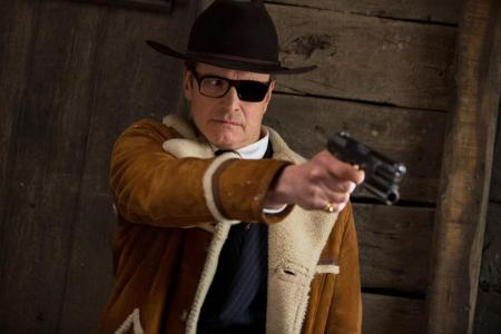 The Kingsman is dead, long live the Kingsman: How Colin Firth came back for the sequel