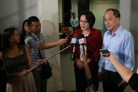 WP chairman files motion to speak on timing of reserved presidential election