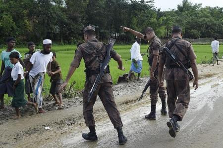 Suu Kyi denies going soft on Myanmar military