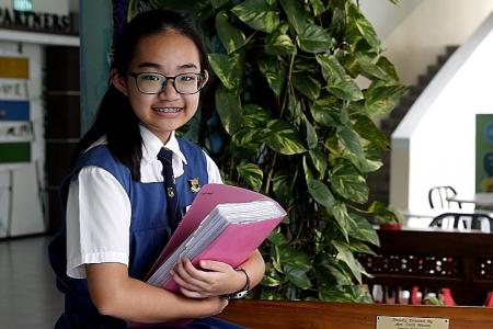 Even teachers are in on Anderson Secondary student's green movement