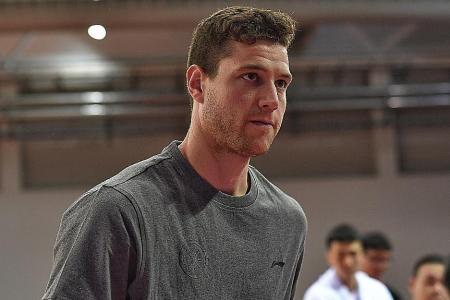 Fredette making waves in China