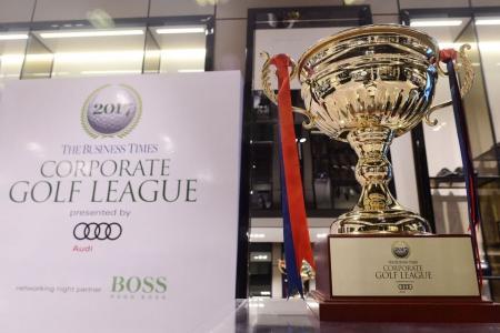 All set for BT Corporate Golf League