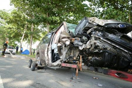 NSF hadn't slept for 24 hours before fatal crash: Coroner