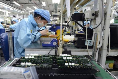 In the pipeline: 2,100 PMET jobs in electronics