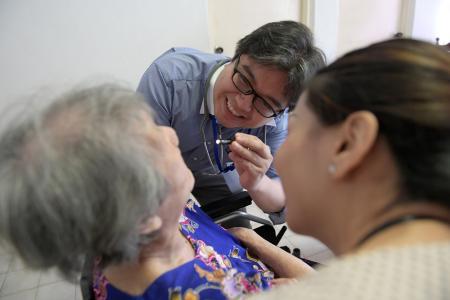 Fewer hospital visits by dementia patients under new pilot