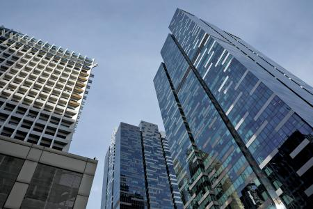CapitaLand buys Asia Square Tower 2