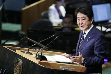Time for talk on N. Korea over, says Abe