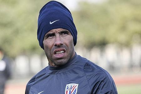 Tevez delivers damning verdict on Chinese football