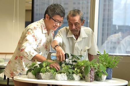 Unforgettable journey for caregivers of dementia patients