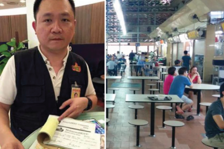 Bogus reporter who duped hawkers jailed 6 months for cheating
