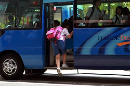 School bus scheme to earn parents' trust