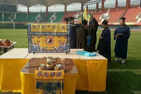 Chinese FA probes club over divine intervention