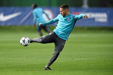 Hazard: Pointless for attackers to defend