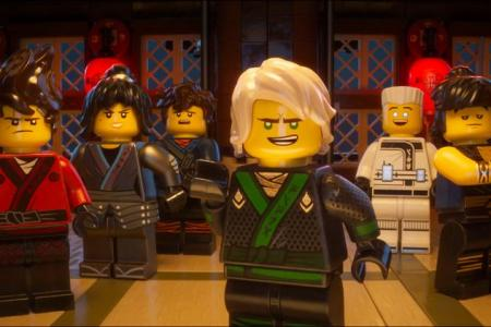 Movie Review: Lego Ninjago is a no go