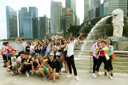 Singapore is 5th most visited city globally