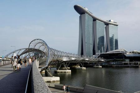 S'pore still the favourite among expats