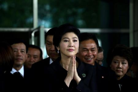 Yingluck handed 5 years' jail