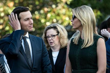 Trump's son-in-law registered as a woman voter for 8 years