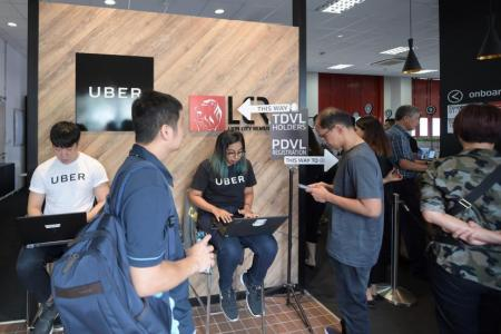Car rental firms offer salary, leave for Uber drivers