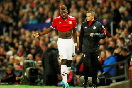 Pogba faces longer spell on sidelines