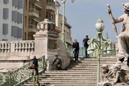 Two killed in France attack