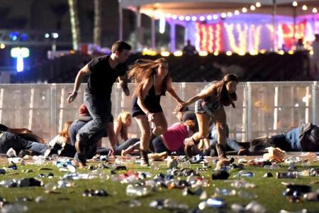 UPDATE: At least 50 dead in Las Vegas concert shooting