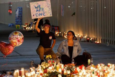Cops stumped by gunman's motive