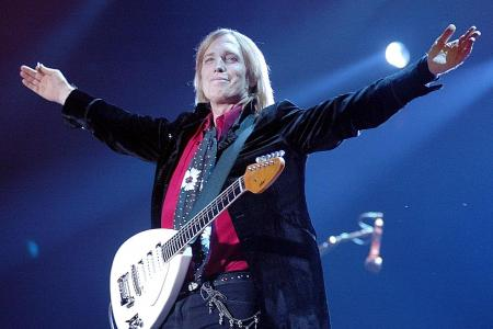 Tom Petty, 66, dies after cardiac arrest Champs-Elysees turned into catwalk Lady Gaga, Ariana Grande urge tighter gun control after Las Vegas shooting