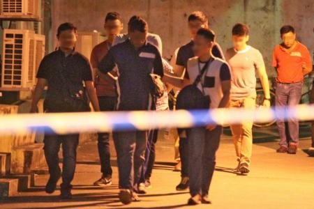 58 nabbed for gambling, vice-related offences