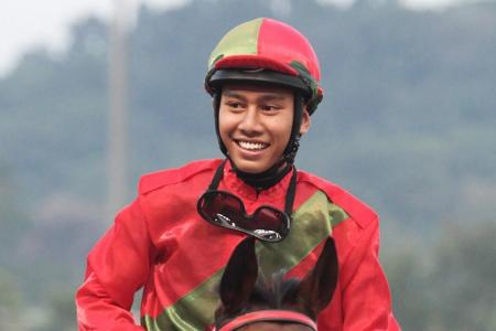 S Noh returns to race riding tonight