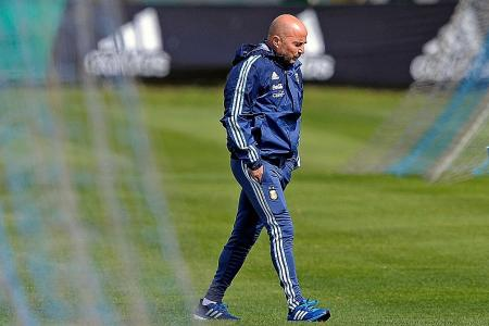 Sampaoli in desperate last throw of the dice