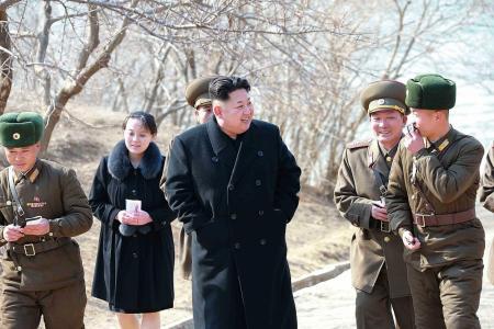 Kim Jong Un's sister has contrasting style, major influence