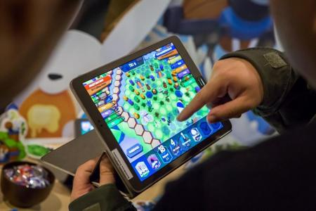 Games start-ups start at Gamestart