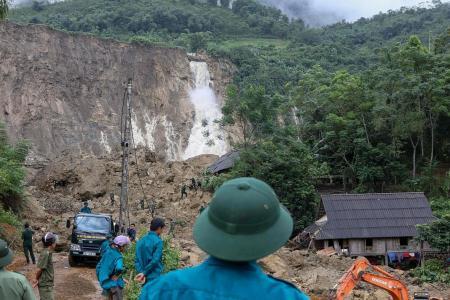 Vietnam floods kill at least 50